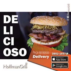 Restaurante e Pizzaria Hoffman Grill