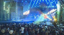 Show surpresa de Marília Mendonça termina em 'arrastão' em BH(Foto: Reprodução/Tv Globo)