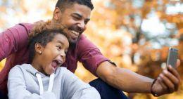 No Dia das Crianças, o melhor presente é a presença dos pais(Foto: Divulgação )