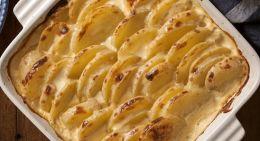 Batatas gratinadas(Foto: Divulgação/Nestle)