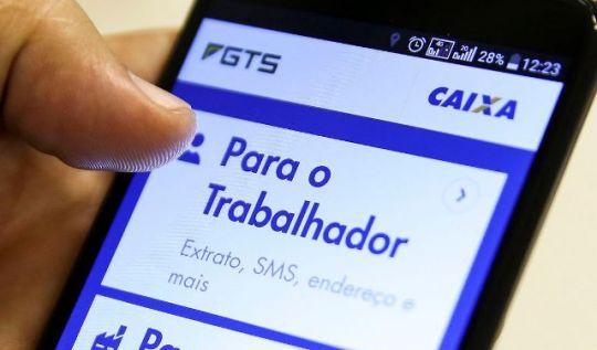 Caixa inicia nesta sexta pagamento do FGTS para não correntistas(Foto: Marcelo Camargo/AB)
