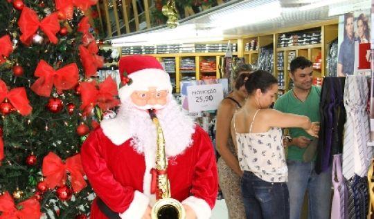 Horário Especial: comércio de Ipatinga estará aberto no domingo antes do Natal(Foto: Emmanuel Franco)