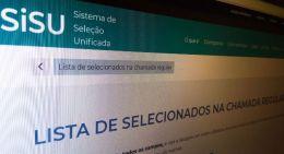 Consulta de vagas do Sisu será disponibilizada hoje pelo MEC(Foto: Divulgação )