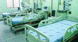 HNSD recebe dez novos leitos de UTI para pacientes com Covid-19(Foto: Divulgação/HNSD)