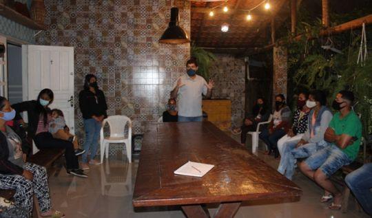 Prefeitura de Noa Era levará água potável para comunidade de Barra(Foto: AcomPMNE)
