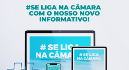 Câmara de São Gonçalo lança informativo digital sobre 1º semestre de 2021(Foto: Divulgação)