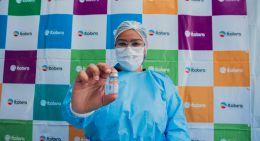 Itabira vacina pessoas de 38 anos contra covid-19(Foto: Divulgação)