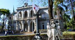Para impulsionar turismo, Palácio da Liberdade é reaberto para visitação(Foto: Marco Evangelista/ImprensaMG)