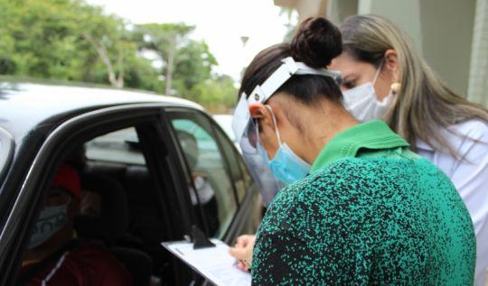 Primeira, segunda e terceira dose seguem nesta sexta-feira (15), em João Monlevade(Foto: Kátia Passos/Acom PMJM)