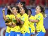 Marta se torna a maior goleadora de todas as Copas do Mundo(Foto: AcomCBF)