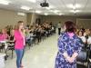 Palestra sobre câncer de mama marca início de atividades do Outubro Rosa, em Monlevade(Foto: AcomPMJM)