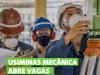 Vagas de emprego na Usiminas Mecânica, em Ipatinga(Foto: Divulgação)