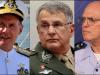 Comandantes do Exército, da Marinha e da Aeronáutica deixam cargos(Foto: Reprodução)
